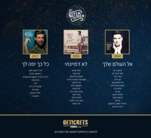 רותם כהן - דיסקוגרפיה - כל אלבומים, כל השירים